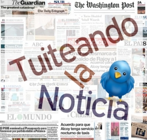 Tuiteando la noticia