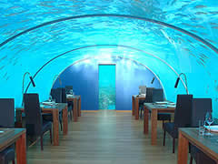 Hotel for Hoteles en el agua maldivas