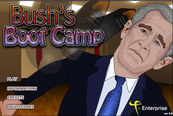 bush-game