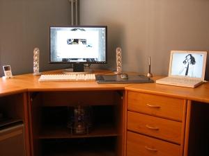 Feng shui para tu escritorio armoniza el universo en tu lugar de trabajo al final de cuentas - El tiempo en tu escritorio ...