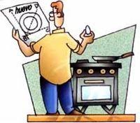 cocina para hombres solos y no tanto