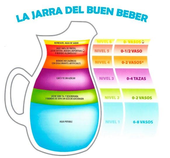 Hidrátate con agua simple, conoce la jarra del buen beber ...