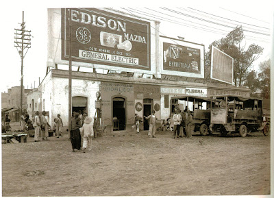 calzada de los misterios y calzada de la ronda de 1926