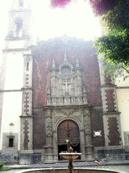 Iglesia Santa Veracruz