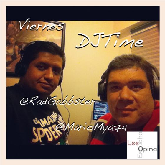 Djs RadGabbser & Mario Moya