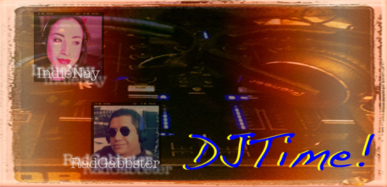 DJTime banner