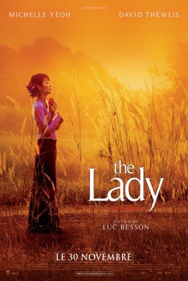 The Lady French Poster